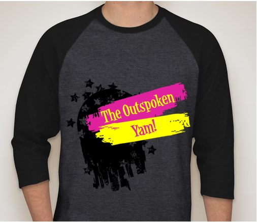 I #Yam Making My Own Shirt With CustomInk!