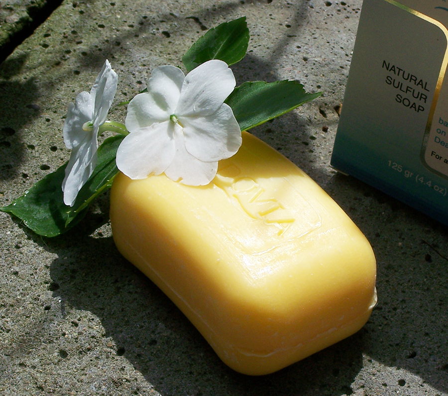 Adovia Sulfur Soap for Acne, Blackheads and Oily Skin with Dead Sea Salt Review