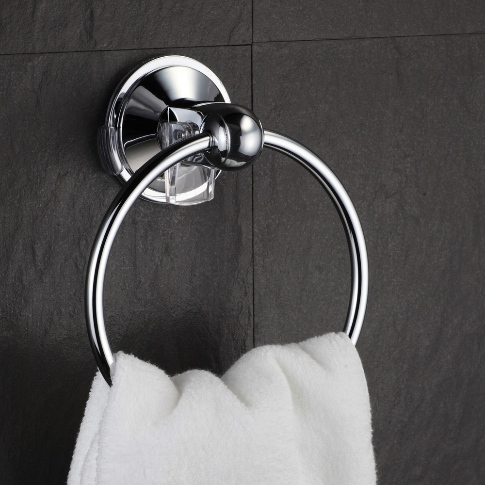 HotelSpa® AquaCare Series Insta Mount Towel Ring Review + Giveaway! Ends 10/31