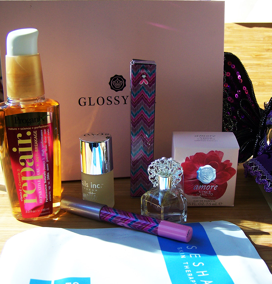 Glossybox October Unboxing