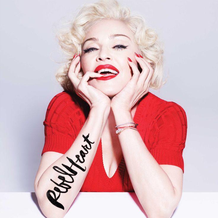 Madonna's Rebel Heart #RebelHeart #O2O