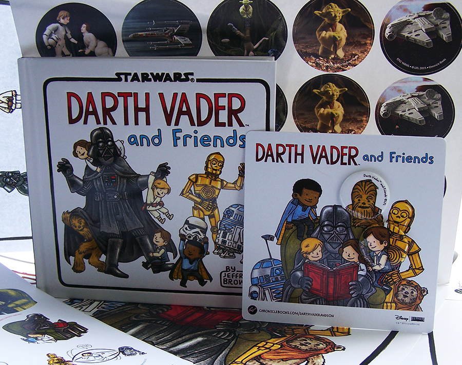 May The Fourth Party! Darth Vader & Friends Giveaway! Ends 05/20