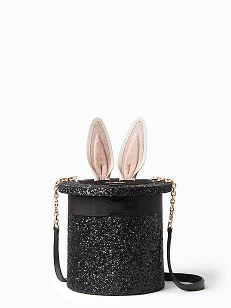 kate spade ny rabbit magic hat bag purse