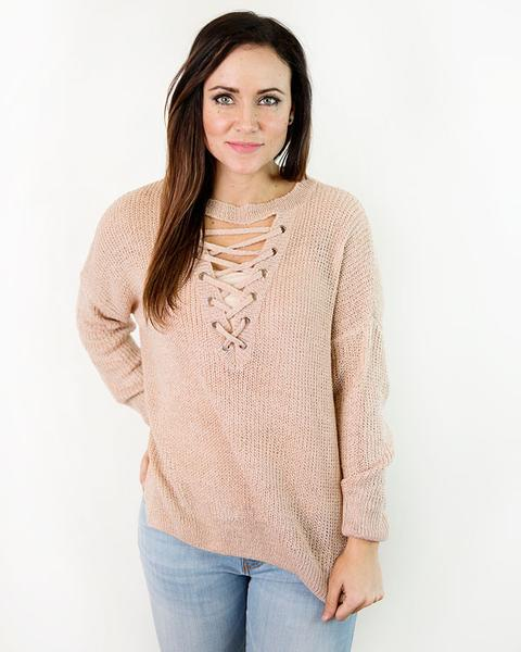 25% Off Spring Sweaters & Free Scarf