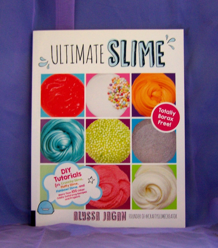 ultimate slime book crafts crafting kids holiday gift guide fun diy books reading how to presents christmas science