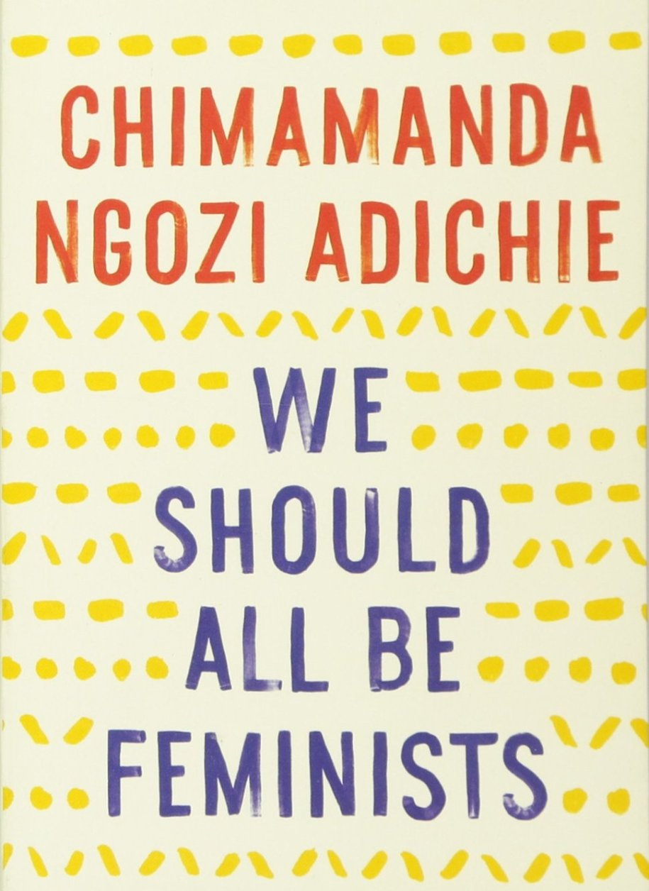 we should all be feminists book cover blogs reviews feminism aiche
