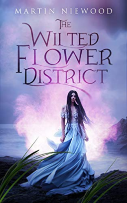 the wilted flower district forgotten violets book giveway fatasy purple blue cover holiday gift guide novel writer q & a questions interview author best gifts presents new rleases