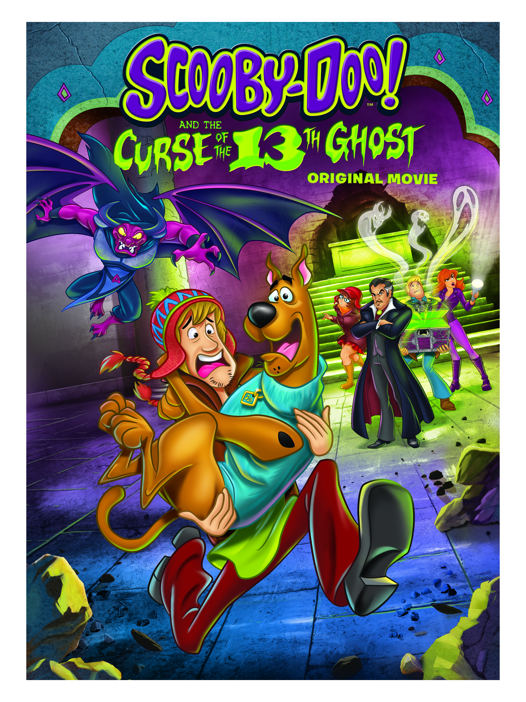 scooby doo and the thirteenth ghost 13th vvincent shaaggy flimflam cartoon animated feature release new pr friendly influencer video dvd digital movie film kids teens family blog blogger tv spooky scary funny scrappy the gang those meddling kids