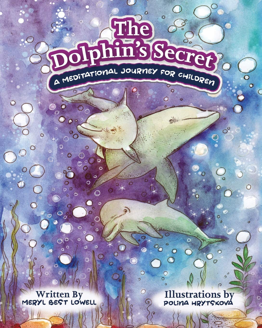 dolphin day book oceans editation kids children givveaway free books illustrated watercolor sweet learning teaching review pr friendly blog secret sea wildlife nature planet