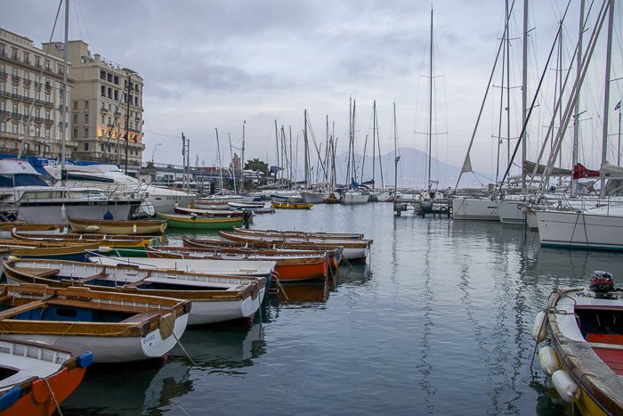 Naples, Italy, Vesuvius