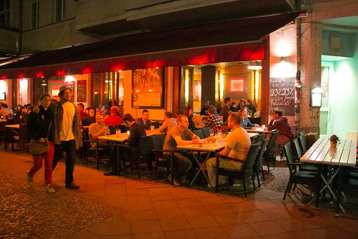 Burger AMT, Friedrichshain, Berlin