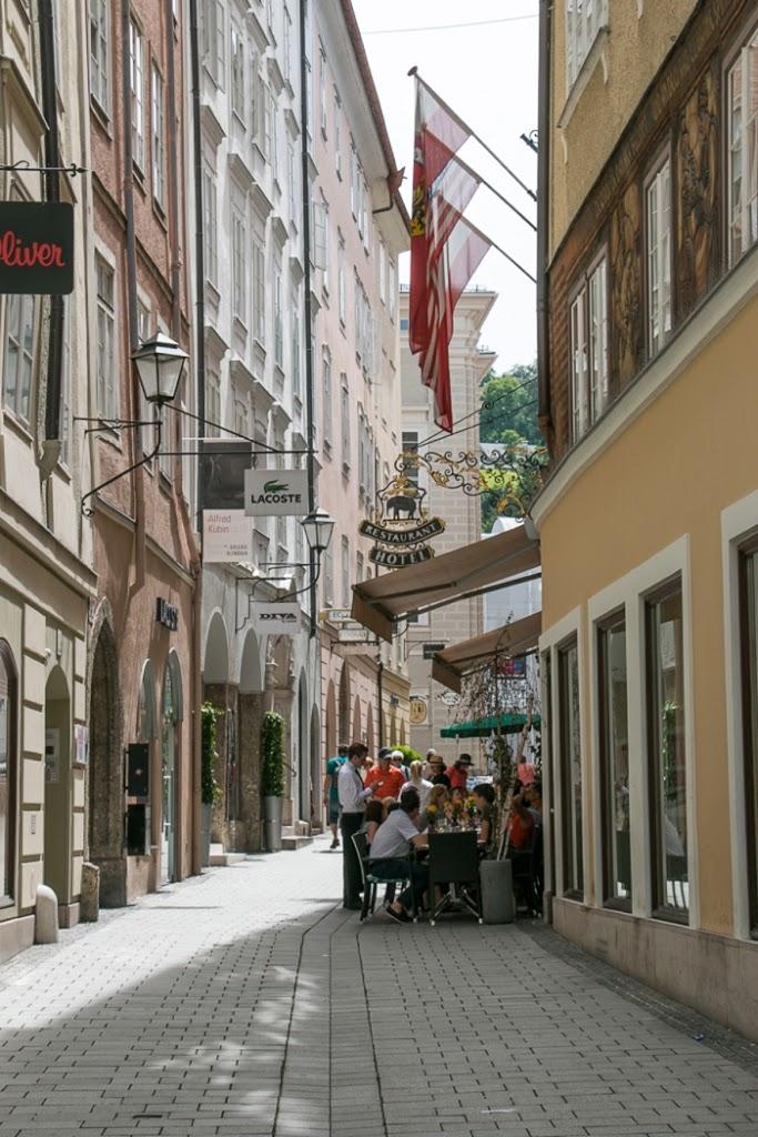 Beautiful Salzburg, Austria   Guten Blog Y'all