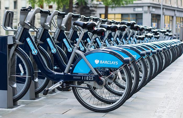 Barclays-BIkes