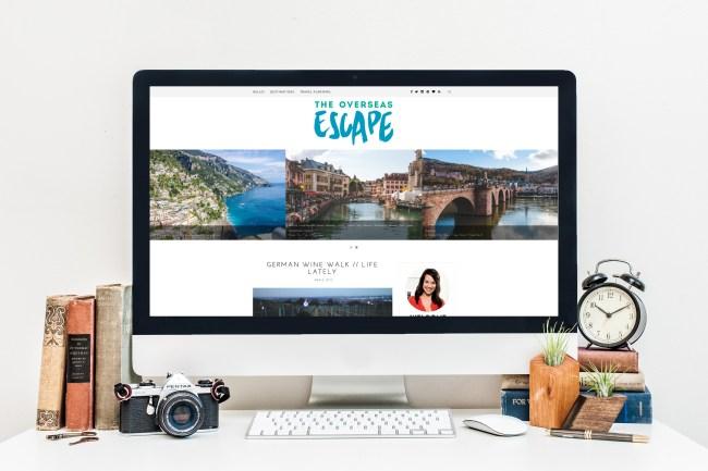 Desktop Mockup for Marketing