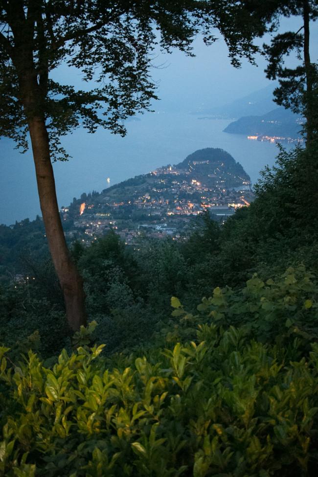 Bellagio Italy Evening-56