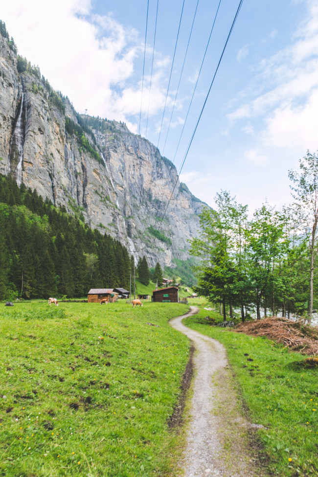 Lauterbrunnen, Switzerland - The Overseas Escape-16