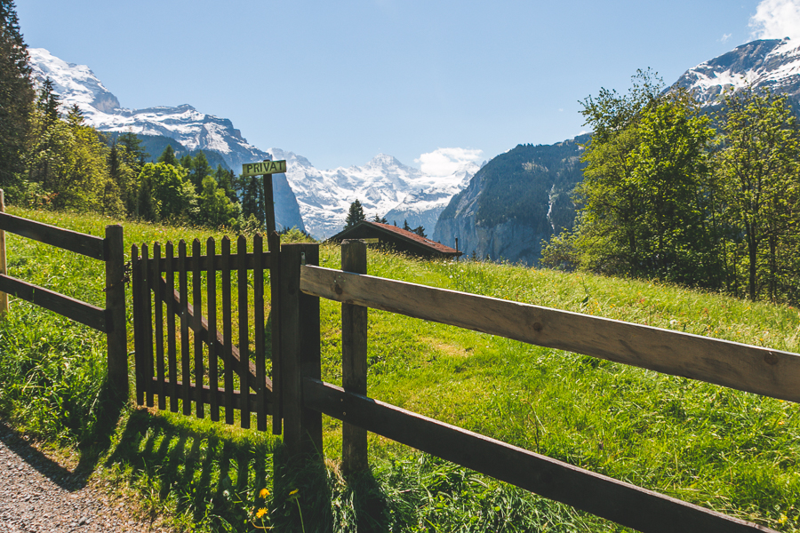 The Most Beautiful Place in the World? Lauterbrunnen, Switzerland ...