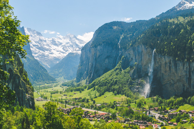 Lauterbrunnen, Switzerland - The Overseas Escape-67
