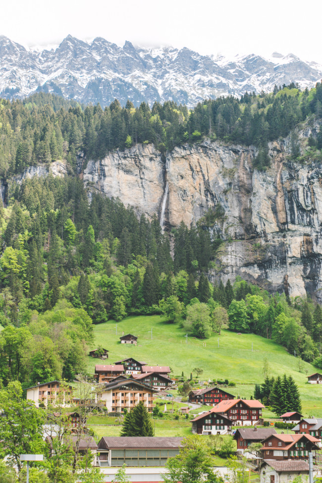 Lauterbrunnen, Switzerland - The Overseas Escape-7