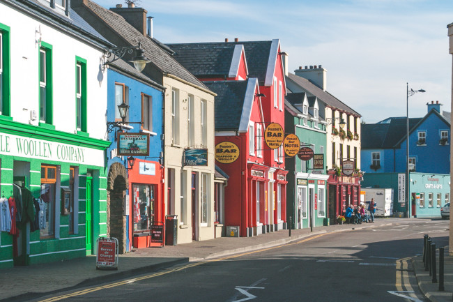 Dingle Ireland - The Overseas Escape-1