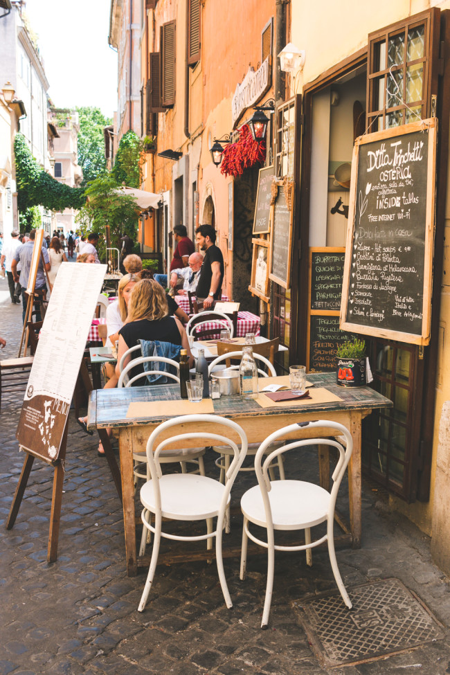 Eating Italy in Rome - The Overseas Escape-22