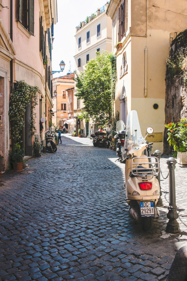 Eating Italy in Rome - The Overseas Escape-27