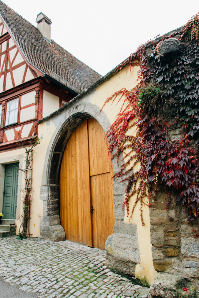 Rothenburg ob der Tauber, Germany - The Overseas Escape-13