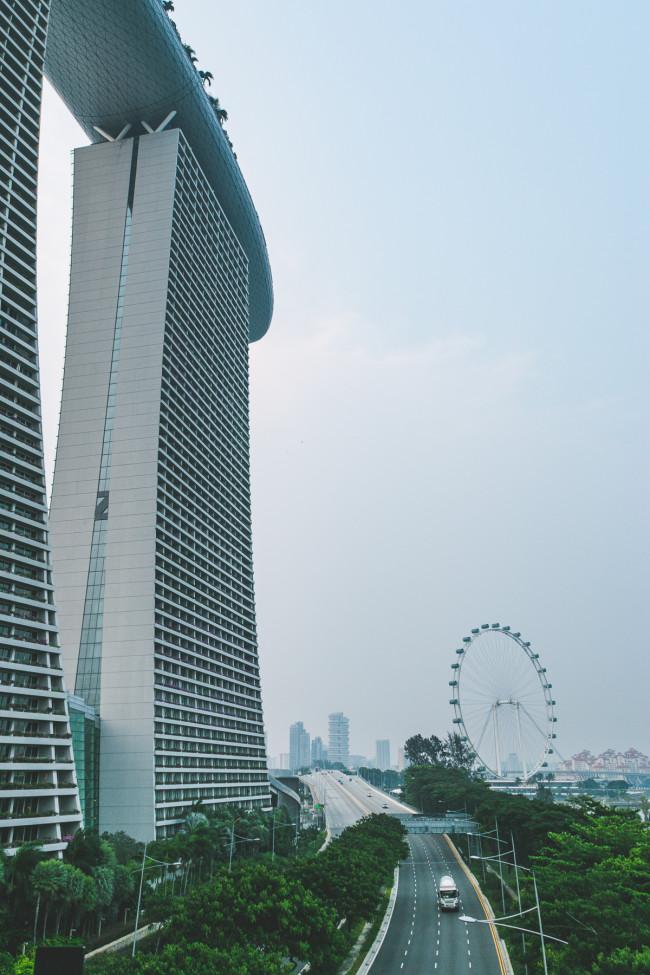 Marina Bay Sands - Singapore - The Overseas Escape-21