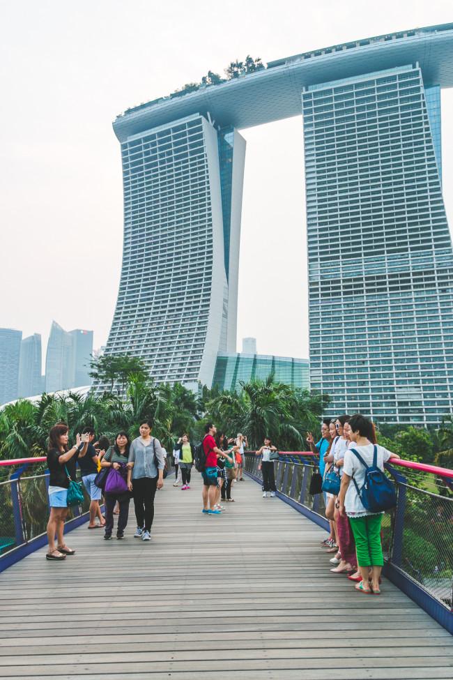 Marina Bay Sands - Singapore - The Overseas Escape-25