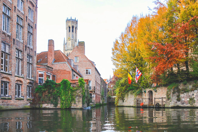 Bruges Belgium - The Overseas Escape-4