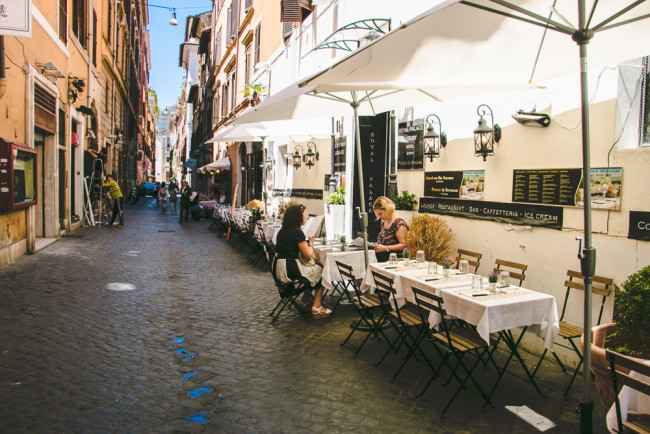 Rome, Italy - The Overseas Escape-41