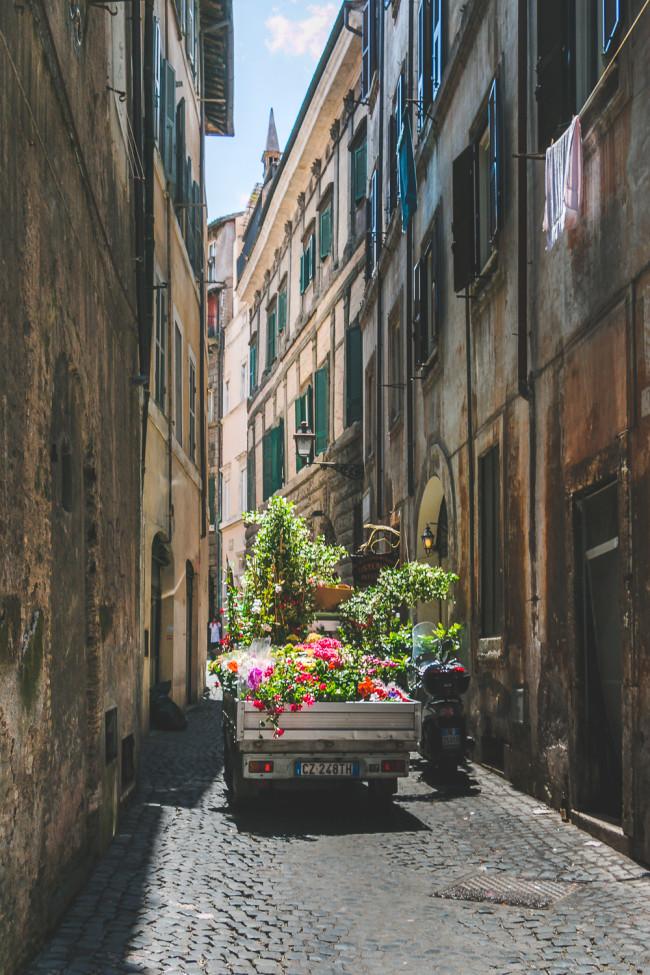 Rome, Italy - The Overseas Escape-44