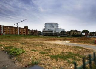 The site in the Radcliffe Observatory where the new Centre is set to be constructed. Photo: Ed Nix.
