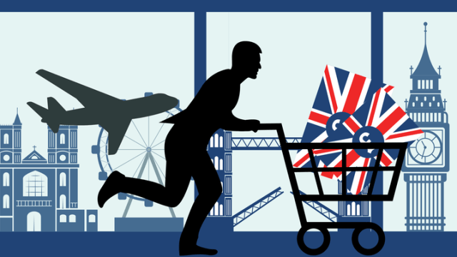 Welcome to Britain: Everything is for Sale