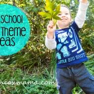 Tot School Week 3: Fall Theme