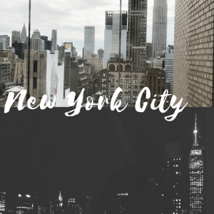 NYC Girls Trip: Style & Food Guide