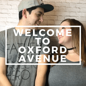 Goals for 2017 + Oxford Avenue Vlog!