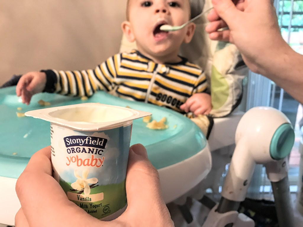 7 Different baby foods to give your baby | Finger foods | Organic Whole Milk Yogurt | Black Beans | Favorite Foods for Baby
