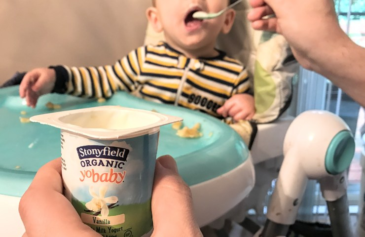 Favorite Foods For Baby + GIVEAWAY