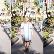 Summer Style Staples + The Best OTS Dress!