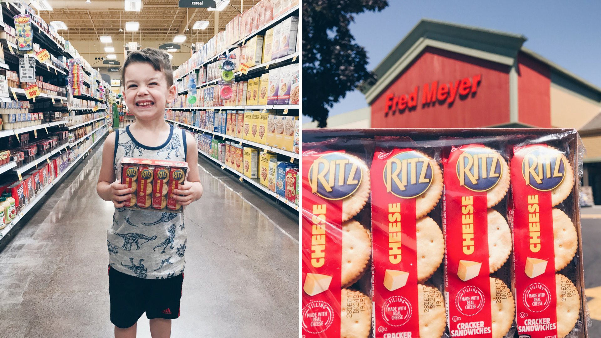 4 Ways to Make Snack Time Interactive | Homeschool Snack Time | On-the-go snacks for kids | @Ritzcrackers #AD #RITZfilledbacktoschool