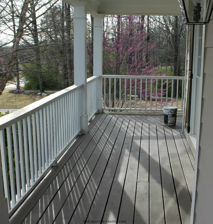 before-front-porch-deck-makeover-the-painted-chandelier-blog