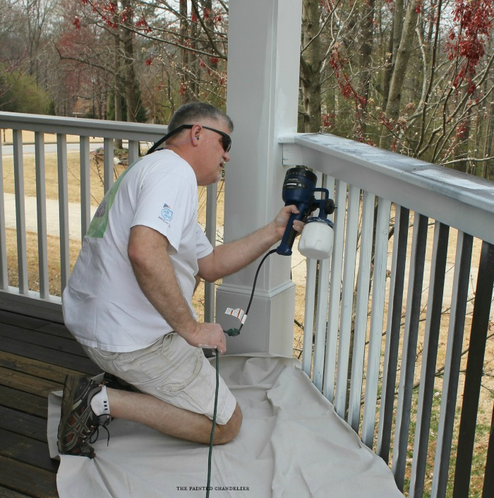 Behr deckover product review - Best paint sprayer for exterior plan ...