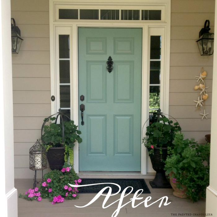 painted-front-door-mermaid-net-the-painted-chandelier-blog