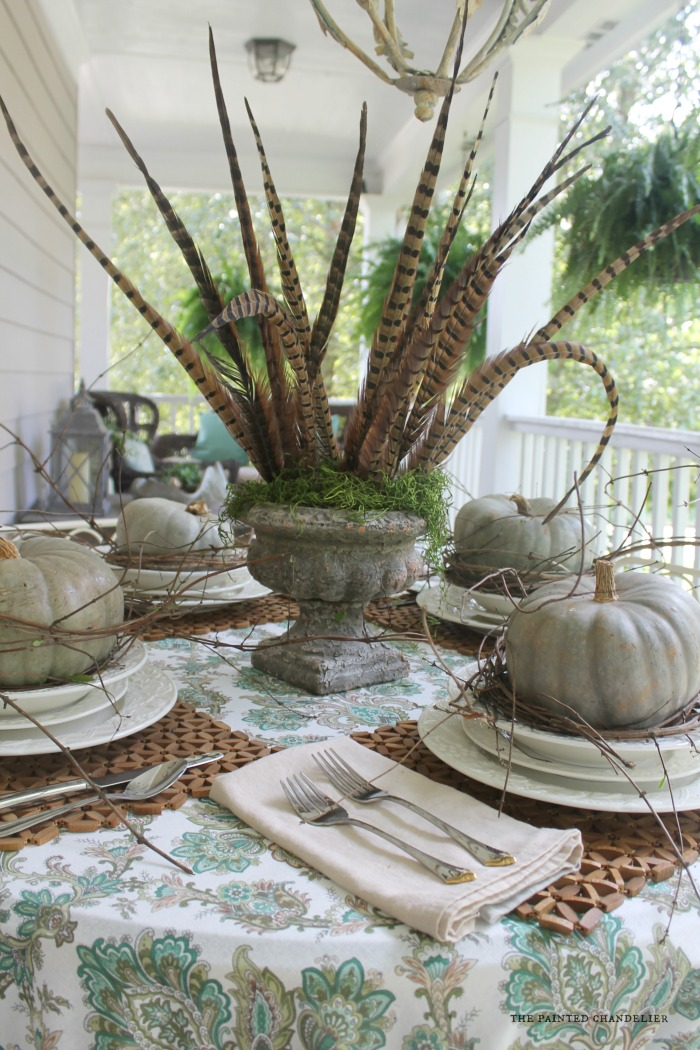 pumpkins-and-vines-no-glasses-table-setting-the-painted-chandelier