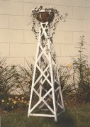Basket Tower, 6' & 7'