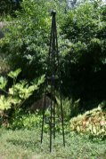 """Cone Tower, 6'-2"""" x 10"""" x 10"""""""