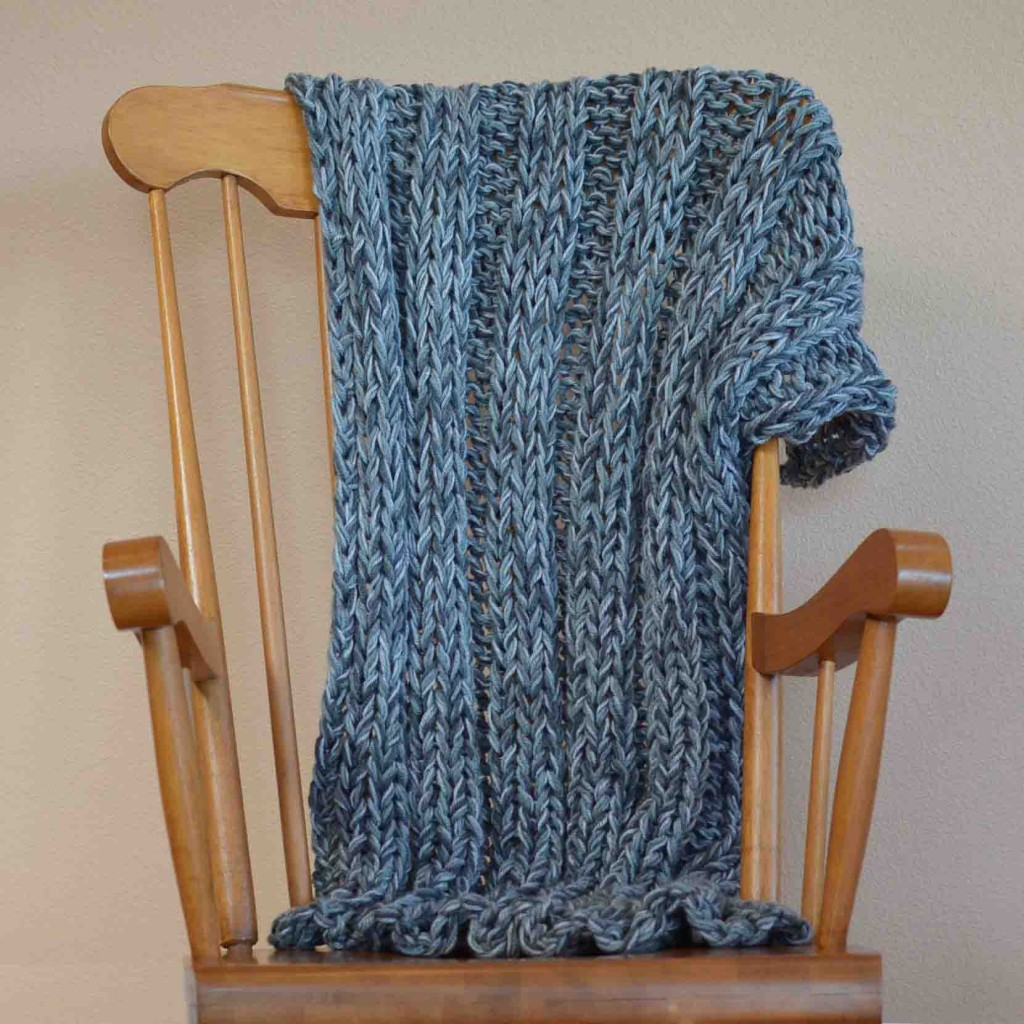 Shades Of Grey Afagan Knitting Pattern 04