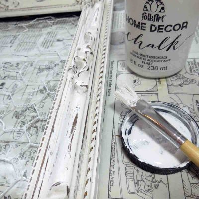 5 Tips for Antiquing & Distressing Painted Furniture