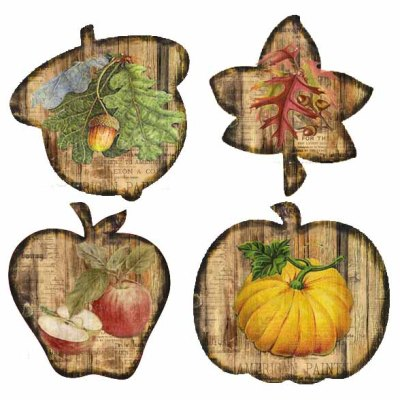 Shapes Of Fall Free Printables